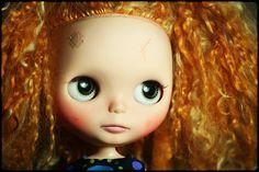 OOAK Custom Blythe Doll by Little Miss no Name: TARARA