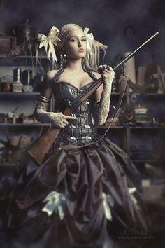 steampunksteampunk:  Anna Morozova
