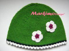 Трикотажные и крючком - детская обувь детская обувь зеленый вязаные MIA - дизайнерский кусок markimo на DaWanda