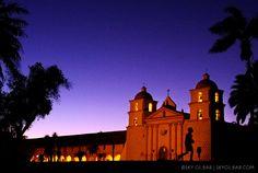Santa Barbara Ca. Mission