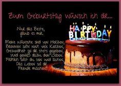 Zum Geburtstag wünsch ich dir #alles_gute_zum_geburtstag #geburtstag #geburtstags #grussegrusskarten