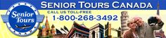 Senior Tours Canada - The Leader in Escorted Group Tours for the Traveller Group Travel, Group Tours, Retirement, Discovery, Canada, Life, Retirement Age