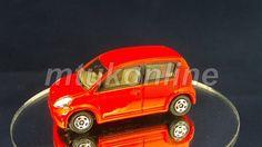 TOMICA 082D TOYOTA PASSO | DAIHATSU SIRION | 1/57 | CHINA | 082D-2 | RED | 2008 Daihatsu, Old Models, Dodge, Diecast, Toyota, Auction, Van, Graphics, China