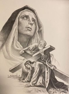 Jesus Christ Drawing, Jesus Drawings, Cool Art Drawings, Jesus Tattoo, Religous Tattoo, Mago Tattoo, Religion Tattoos, Chicano Tattoos Sleeve, Pisces Tattoo Designs