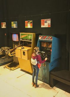 If you have a desire to rekindle feelings from your childhood or maybe want to imagine how kids spend their free time in USSR, you are welcome!! In our museum the atmosphere of nostalgia feels in the air, visitors of all ages are kids during the game #moscow #geekculture #sovietarcademachines #moscowcity #russianculture #russian #USSR #kidsentertainment #geek #game #videogames #historyofgames #20century #nerd #comiccon #arcademachines #russianhistory