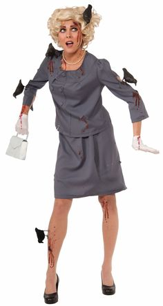 Bird Attack Costume for Adults from Buycostumes.com