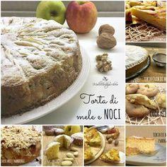 Dolci con le mele - ricette facili e veloci