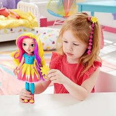 Check out the Nickelodeon Sunny Day Brush & Style Sunny Doll at the official Fisher-Price website. Explore the world of Sunny Day today! Sunny Doll, Sunny Images, Styling Brush, Kids Tv, Save The Day, Square, Hair Tools, Fisher Price, Barbie Clothes