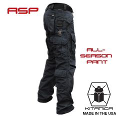Kitanica all season pants Tactical Wear, Tactical Pants, Tactical Clothing, Tactical Survival, Survival Gear, Outdoor Outfit, Outdoor Gear, Survival Clothing, Tac Gear
