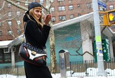 Photos: Street Style: New York Fashion Week Fall 2014 Part Two – Vogue