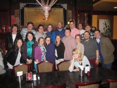 Our alums are everywhere! This photo from Next Church 2014 Gathering in Minneapolis includes alums from Classes 2007-2012.