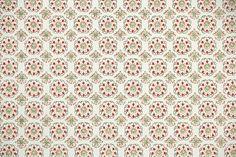 red green wallpaper vintage - Google Search Vintage Wallpaper Patterns, Pattern Wallpaper, Wallpaper Designs, Red Wallpaper, Painting Wallpaper, White Damask, Green Pattern, Large Homes, Designer Wallpaper