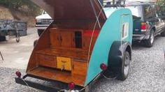 74 Best Teardrops Images Campers Camper Trailers Teardrop Caravan