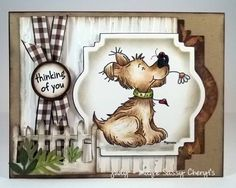 Sassy Cheryl challenge #140 Masculine Card by jaydekay - Cards and Paper Crafts at Splitcoaststampers