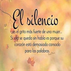 Amor Quotes, Wisdom Quotes, True Quotes, Spanish Inspirational Quotes, Spanish Quotes, Love Phrases, Motivational Phrases, Special Quotes, Romantic Quotes