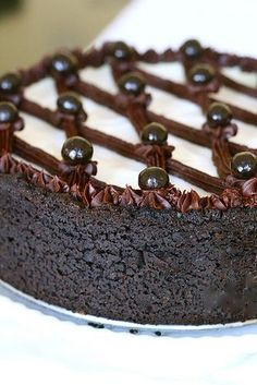 cappuccino fudge cheesecake 1