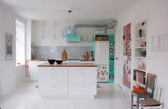 Tendencias en cocinas
