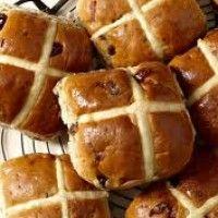 Hot Cross Buns: a Halogen Easter Special! : Halogen Oven Recipes