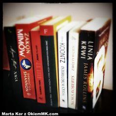 Co teraz czytam? O czym poczytacie na blogu? Najbliższe plany czytelnicze…