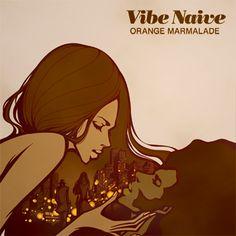 Vibe Naive / Orange Marmalade