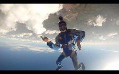 Skydive, head down, boituva, freefly, voadores, ff