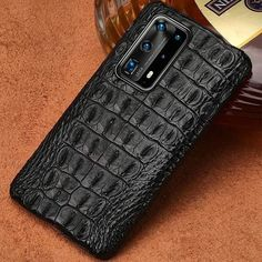 A Premium Device deserves a Premium Phone case. Keeping that in mind, we made this handmade Premium Crocodile Leather Case for Huawei Smartphones. Flip Phone Case, Phone Cases, Leather Phone Case, Crocodile Skin, Skin Firming, Skin So Soft, How To Look Classy, Protective Cases, Luxury Branding