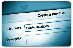 Public Relations | How to go the extra mile using Twitter for PR