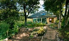 A stunning sustainable self-build in Scotland