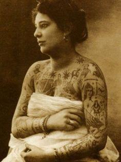 Vintage Tattoos (8)