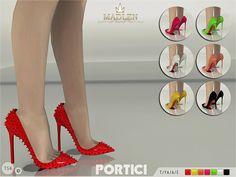 MJ95's Madlen Portici Shoes
