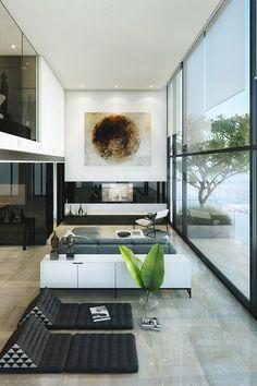 moderne lampe wohnzimmer einrichtung | design | pinterest, Wohnzimmer dekoo
