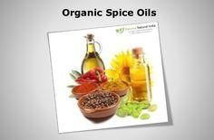 Organic Spice Oils