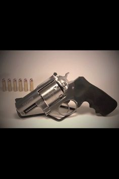 Ruger Alaskan, .458 Casull; the very definition of badass! Do you feel lucky, do ya PUNK!