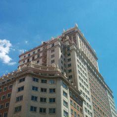 #taller582 #edificioespaña #unafotoaldia