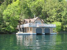 The Hermitage Boathouse