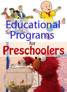 7 Educational TV Shows for Toddlers & Preschoolers - The Best of Twins