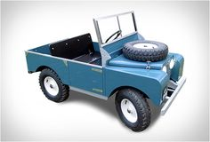 electric powered miniature vehicle