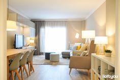 Piso en la calle Nàpols – i loft you – Interior Design
