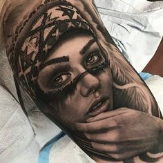 "Ink Sav on Instagram: ""New work by artist @teejpoole #blackandgrey #allday #inksav #worlwide ."""