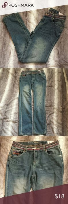 Girl's I Jeans By Buffalo size 14 In good used condition, smoke-free and pet-free home, no pulls, rips or stains i jeans by Buffalo Bottoms Jeans