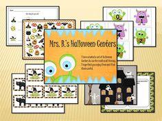 Mrs. Brooker's Kindergarten Kapers: Halloween Giveaway & Some Good Read Recommendations