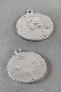 Déguisement pour fille - médaille de jeanne d'arc
