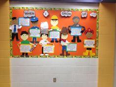 3D Community Helper Bulletin Board ~ Ms. Schramm