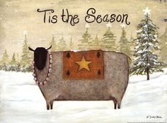 Tis the Season Prints at Total Bedroom Art