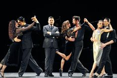 Grammy-Winning 'Prince of Salsa' Luis Enrique Previews His Broadway Debut in Forever Tango