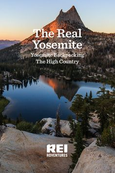 Spend four days backpacking in Yosemite's remote and spectacular High Country, a treat for beginning or avid backpackers alike. Each bend in the trail reveals another awe-inspiring view. You'll learn to pack light and camp minimally. Sign up today and get to know this amazing park. #REIadventures