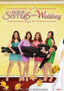 Four Sisters And A Wedding Clear 2013 Pinoy Movie Gallery Watch Pinoy