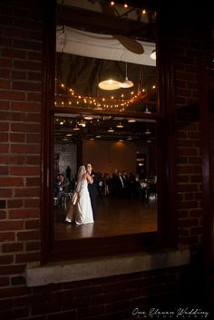 Cobblestone Hall Wedding | One Eleven Wedding Photography | Father daughter dance at Cobblestone Hall in Raleigh, NC