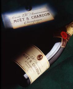 #Champagne Moët & Chandon - Cuvée 250ème Anniversaire