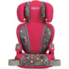 Graco Highback TurboBooster Booster Car Seat - Ladessa